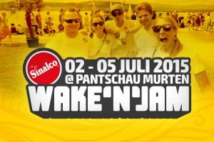 Helfer für das Wake'n'Jam 2015 Gesucht