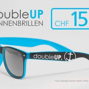 doubleUP Sonnenbrille wakeboarden wakesurfen